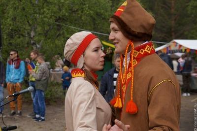 Традиционные Саамские игры пройдут в Мурманской области
