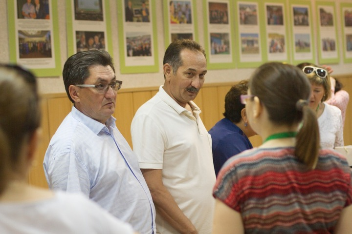 В Казани открылся VI съезд Всемирного конгресса татар