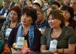 Ассоциация коренных малочисленных народов Алтая выбрала нового руководителя