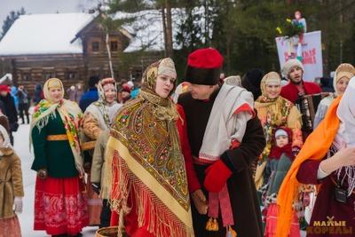 Поморская Масленица пройдет в Архангельской области