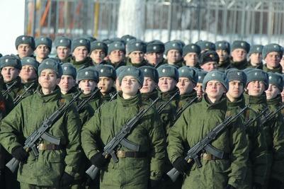 Призывники из Чечни будут служить в частях Южного военного округа