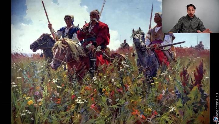 На Ставрополье записали видеокурс по истории казачества