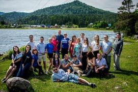 Молодые блогеры и журналисты познакомились с культурой коренных народов Сибири