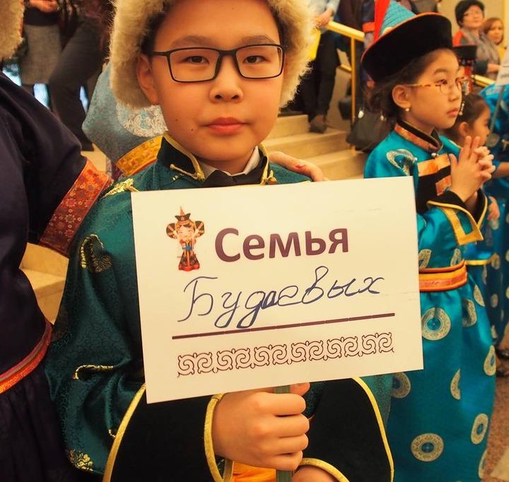 Селфи с Саган Убгэном смогут сделать москвичи на Сагаалгане