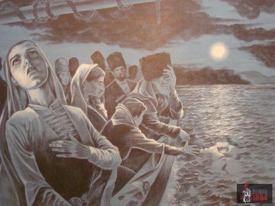 """Лидеры """"Адыгэ Хасэ"""" Кубани и Майкопа выступили с заявлениями о геноциде черкесов"""