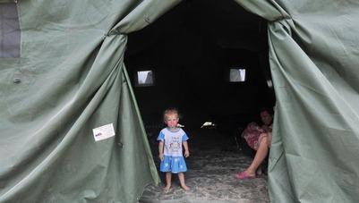 В шести районах Ставрополья из-за наплыва беженцев с Украины объявлена ЧС