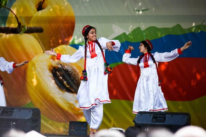 """На """"Абрикосе"""" в Музеоне научат плести ковры и печь лаваш"""