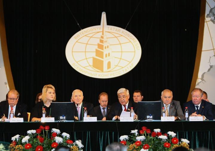 Съезд Всемирного конгресса татар пройдет в Казани