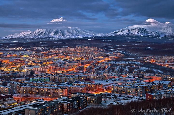 Этнодеревня с жилищами коренных народов появится в Петропавловске-Камчатском