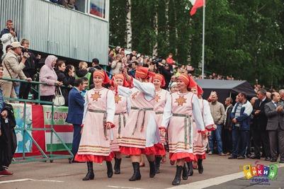 Более 10 регионов присоединилось к кировскому Параду дружбы народов