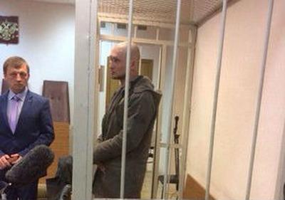 Мосгорсуд оставил под арестом нацбола, пытавшегося сорвать концерт Макаревича