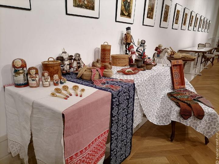 Декоративно-прикладное искусство Коми представили в Сербии