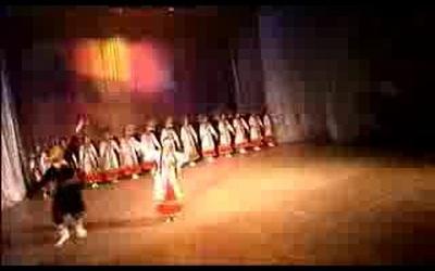 """Башкирский танец """"Башклип"""""""
