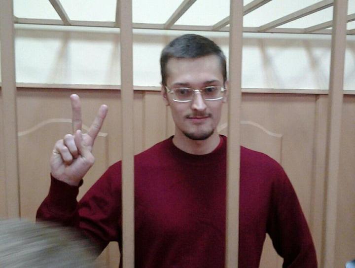 """Фигурант """"болотного дела"""" Белоусов освобожден после отбытия наказания"""