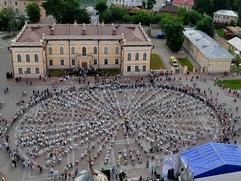 В Вологде пройдет международный фестиваль кружева