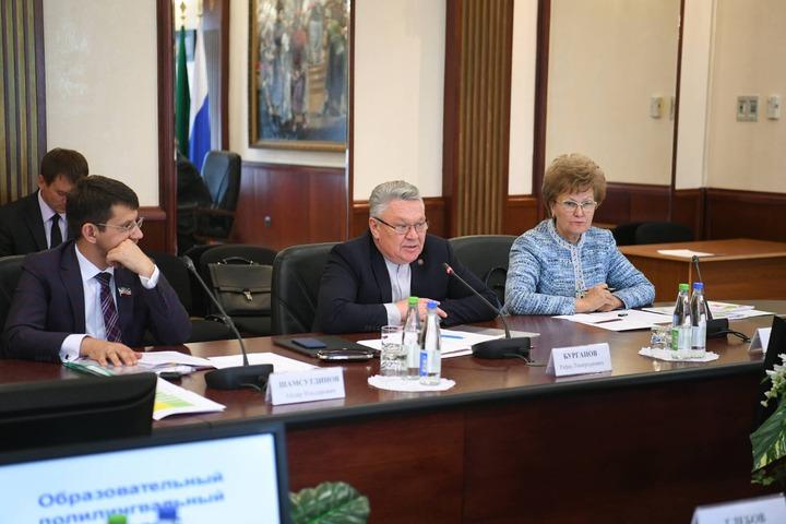 """Полилингвальный комплекс """"Адымнар"""" представили в Казани"""