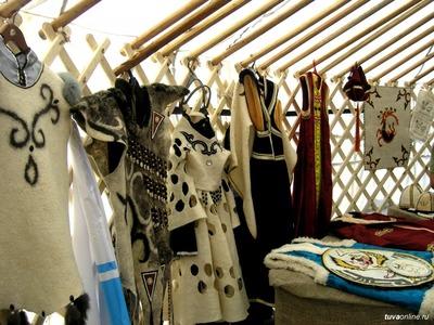 В Туве завершился фестиваль войлока