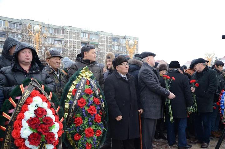 В Калмыкии почтили память жертв депортации калмыцкого народа