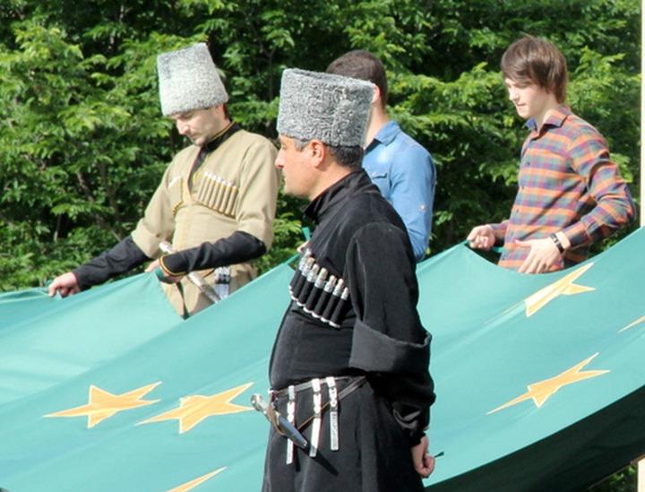 В России отметили 150-летие окончания Кавказской войны