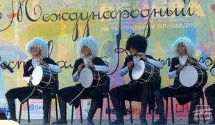 Студенты из разных стран мира собрались в Красноярске