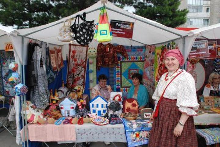 Неделя национальных культур завершилась в Бердске