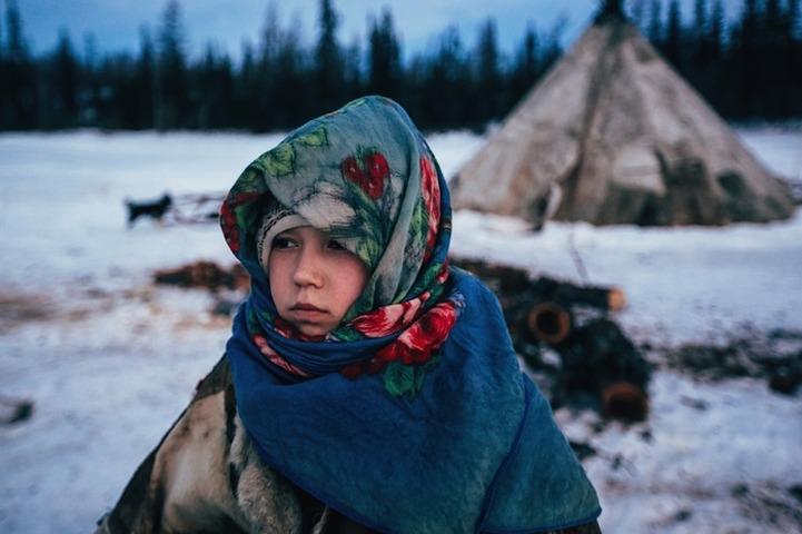 """Дети коренных народов Югры будут учиться в """"стойбищных школах"""""""