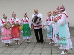 Чуваши Башкирии переоделись в национальные костюмы