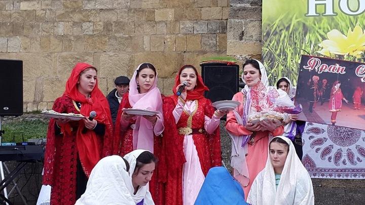 В Дагестане отпраздновали  Яран Сувар