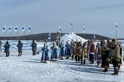 Символ Холода торжественно вернули в Якутию из Великого Устюга