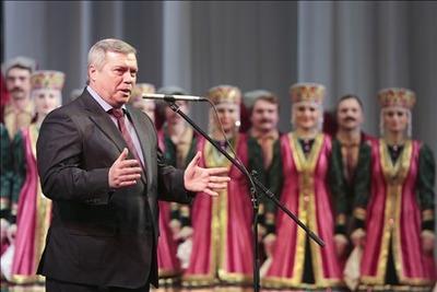 Ансамбль донских казаков имени Анатолия Квасова отмечает 80-летний юбилей