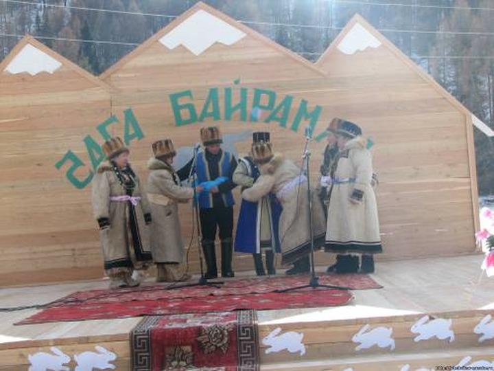 В Москве встретят алтайский Новый год