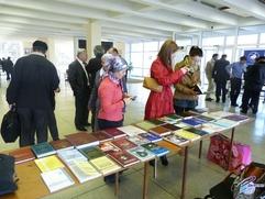 Выставка аварской литературы проходит в Махачкале