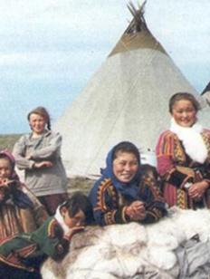 Ханты народ история традиции культура религия язык