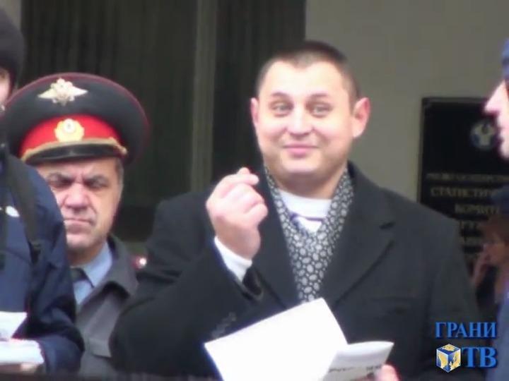 Отец Константинова: Политическое преследование Даниила организовал Окопный
