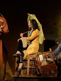 Лучшие адыго-абхазские театры наградили в Майкопе