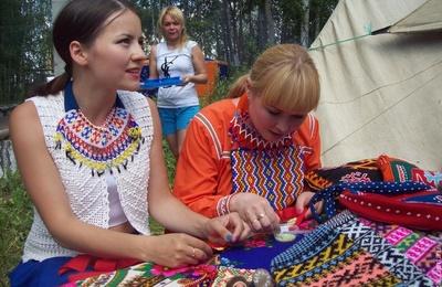 Более 380 ремесленников Алтайского края приняли участие в фестивале в Барнауле