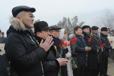 В Калмыкии вспомнили жертв депортации