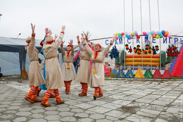 Российские саамы соберутся на традиционные осенние игры в Лопарской