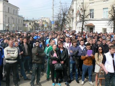 В Твери прошел круглый стол, посвященный недавней драке русских и азербайджанцев