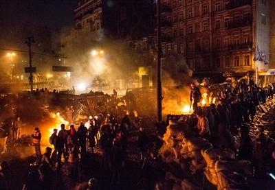 Выезжавших в Киев русских националистов проверят на экстремизм