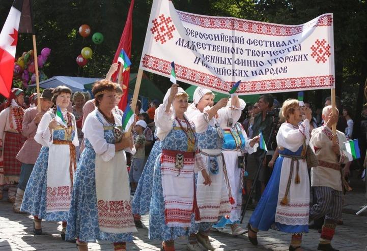 В Ленобласти прошёл фестиваль финно-угорских и самодийских народов