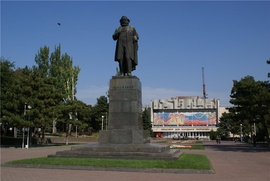 СМИ: Администрация Ростова вернулась к вопросу о судьбе памятника Марксу