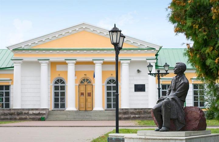 Национальный музей Удмуртии отмечает столетний юбилей