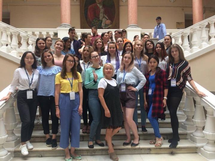 Итоговая конференция Школы межэтнической журналистики-2018 в Москве
