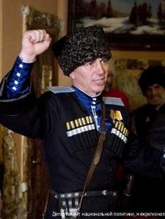 Ставропольские казаки победили в чемпионате по рубке шашкой