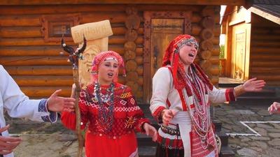 Аудиовизуальную энциклопедию народов Поволжья показали в Самаре
