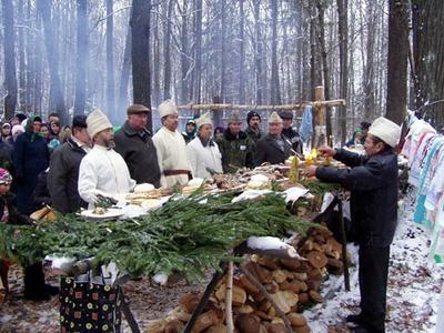 В Марий Эл начались моления последователей Марийской Традиционной религии