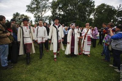 Фестиваль финно-угорских и самодийских народов пройдет в Ленинградской области