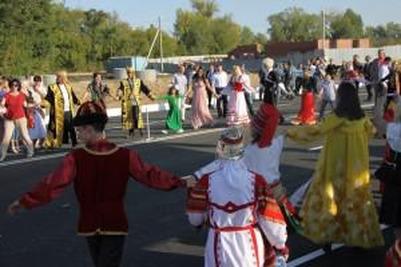 """Фестиваль """"Рожденные в сердце России"""" стартует в Самаре"""