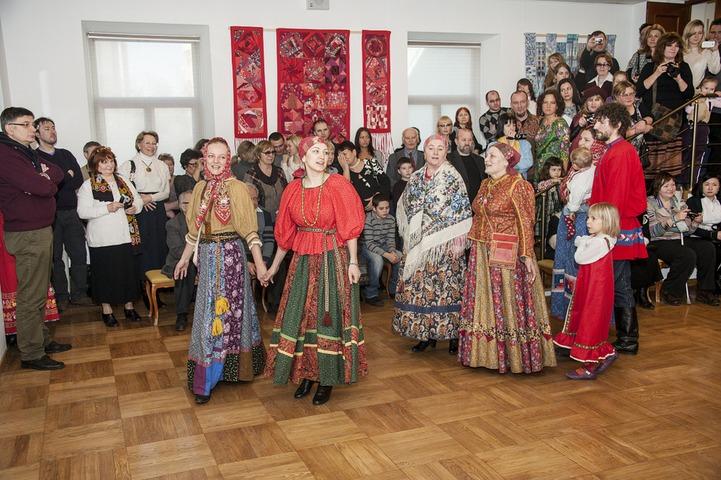 В Московском доме национальностей начали запись гостей на Масленицу